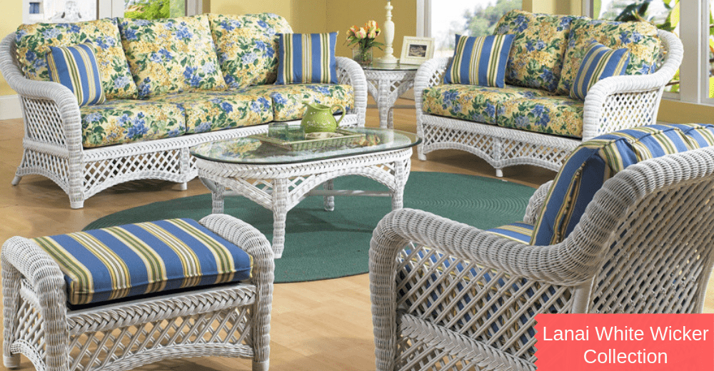 Wicker Furniture: Seagrass, Rattan Furniture and Cushions!