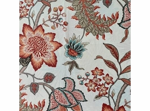 jacobean-flai-peachtini: Indoor/Outdoor Fabric