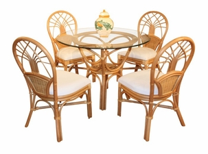 Jupiter Rattan Dining Set