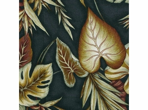 Kabana Black: Indoor Fabric