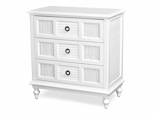 Key West 3 Drawer Chest