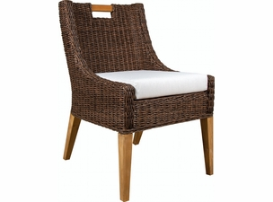 Key West Outdoor Wicker Dining Chair