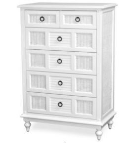 Key West Vertical Chest of Drawers