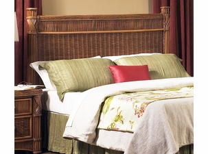 King Wicker Headboards