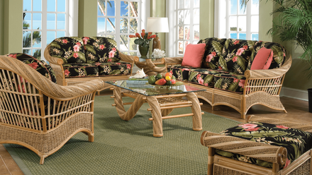 Kona Rattan Collection Available in November