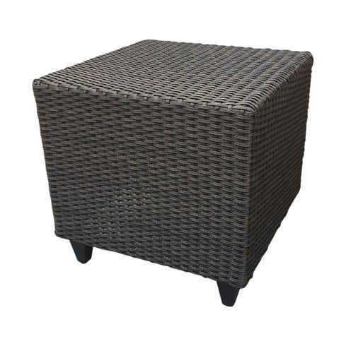 La Joya Outdoor Wicker End Table By Laneventure