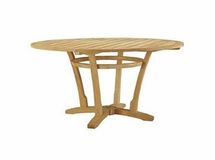 "Lane Venture Aura 48"" Round Dining Table: USE COUPON CODE LANE FOR 50% OFF"