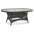 Lane Venture Bar Harbor Oval Dining Table
