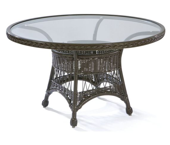 Lane Venture Bar Harbor Round Dining Table