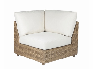 Lane Venture Cambell Outdoor Wicker Sectional Corner Chair