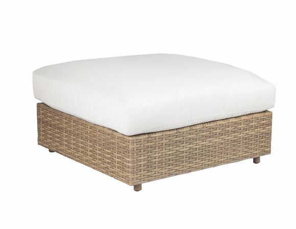 Lane Venture Cambell Outdoor Wicker Sectional Ottoman