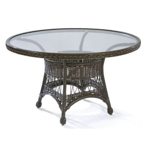Lane Venture Camino Real 50 Inch Round Dining Table: Use COUPON CODE LANE for 50% OFF
