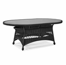 Lane Venture Camino Real Oval Dining Table