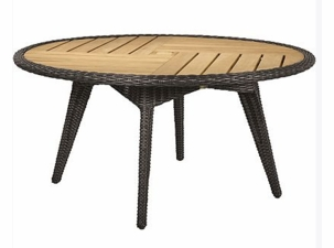 "Lane Venture Cooper 60"" Round Dining Table"
