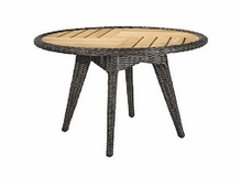 "Lane Venture Cooper Outdoor Wicker 48"" Round Dining Table :USE COUPON CODE LANE FOR 50% OFF"