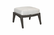 Lane Venture Cooper Outdoor Wicker Ottoman:USE COUPON CODE LANE FOR 50% OFF