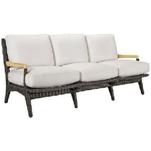 Lane Venture Cooper Outdoor Wicker Sofa :USE COUPON CODE LANE FOR 50% OFF