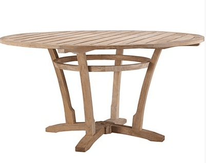 Lane Venture Edgewood 48 Round Dining Table