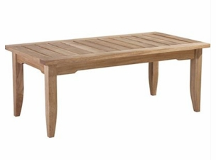 Lane Venture Edgewood Rectangular Coffee Table