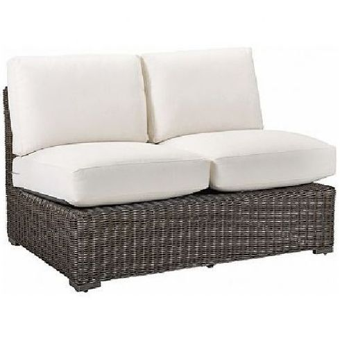 Lane Venture Fillmore Armless Loveseat: USE COUPON CODE LANE FOR 50% OFF