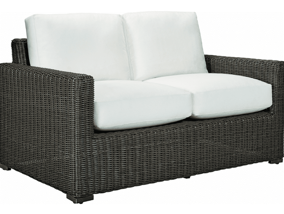 Lane Venture Fillmore Outdoor Wicker Loveseat- USE COUPON CODE LANE FOR 50% OFF