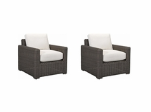 Lane Venture Fillmore Outdoor Wicker Set of 2 Lounge Chairs- USE COUPON CODE LANE FOR 50% OFF-sold out