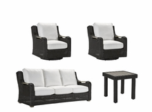 Lane Venture Hemingway Cay 2 Swivel Chairs, Sofa, End Table  - USE COUPON CODE LANE FOR 50% OFF