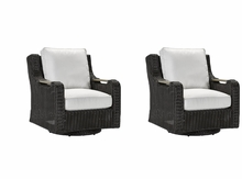 Lane Venture Hemingway Cay 2 Swivel Glider Chairs - USE COUPON CODE LANE FOR 50% OFF