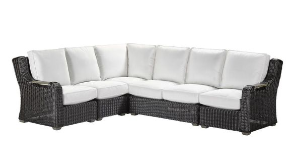 Lane Venture hemingway cay Sectional  -quick ship in Vesper white -USE COUPON CODE LANE FOR 50% OFF