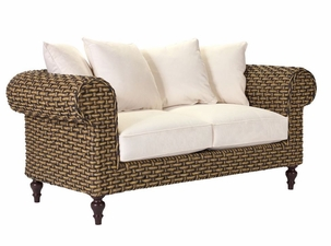 Lane Venture Hemingway Chesterfield Loveseat