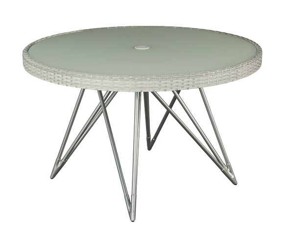 Lane Venture Jewel 48 inch Round Dining Table