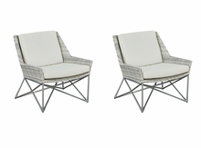 Lane Venture Jewel Lounge Chair Set of 2  - USE COUPON CODE LANE FOR 50% OFF