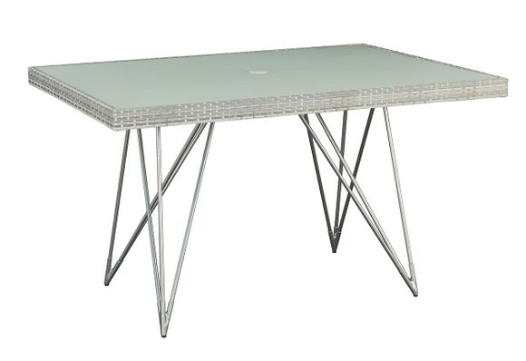 Lane Venture Jewel Rectangular Counter Height Table