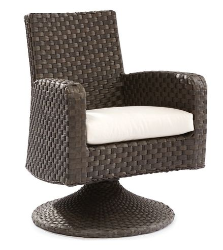 Lane Venture Leeward Swivel Dining Chair