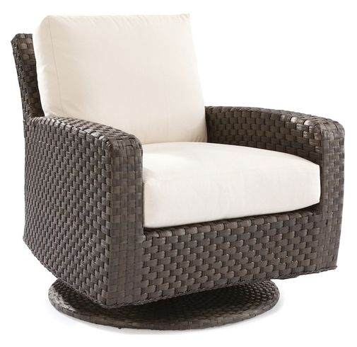 Lane Venture Leeward Swivel Glider Lounge Chair