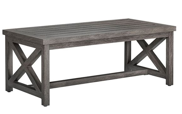 Lane Venture Mystic Harbor Rectangular Coffee Table