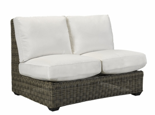 Lane Venture Oasis Armless Loveseat