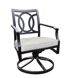 Lane Venture Raleigh Swivel Dining Chair