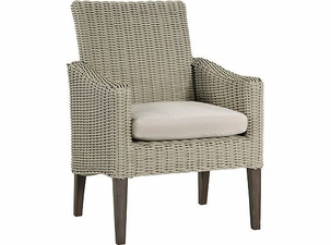 Lane Venture Requisite Wicker Dining Chair