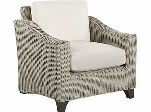 Lane Venture Requisite Wicker Lounge Chair