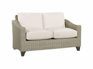 Lane Venture Requisite Wicker Loveseat