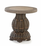 Lane Venture South Hampton Composite Top End Table