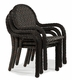 Lane Venture South Hampton Stackable Dining Chair