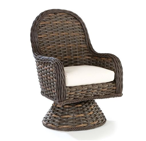 Lane Venture South Hampton Swivel Dining Chair