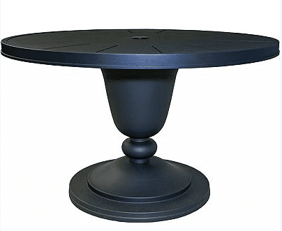 Lane Venture Winterthur Estate Round Pedestal Dining Table