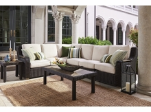 LaneVenture Hemingway Cay Outdoor Wicker Sectional-USE COUPON CODE LANE FOR 50% OFF