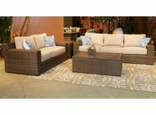 Largo Beach - Outdoor Wicker Set of 4