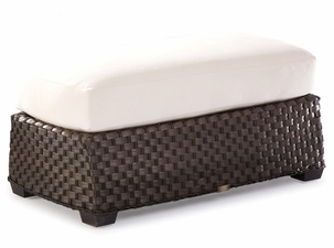 Leeward/Windward Cuddle Ottoman Cushion