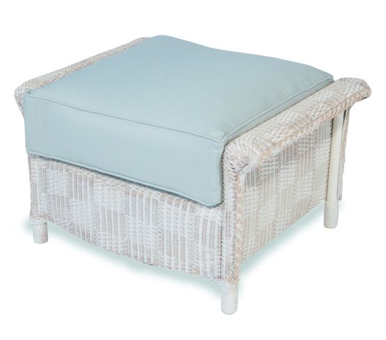Lloyd Flanders Calypso Ottoman Replacement Cushion