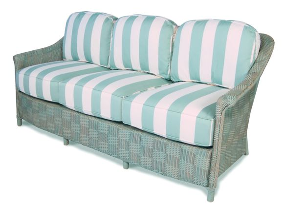 Lloyd Flanders Calypso Sofa Replacement Cushions